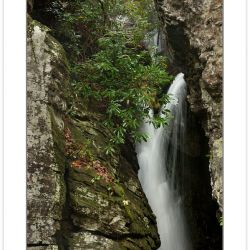 Raven Cliff Falls, Raven Cliffs Wilderness, Chattahoochee Nation