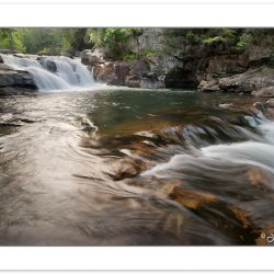 SD0794: Jacks River Falls, Cohutta Wilderness Area, Georgia, la
