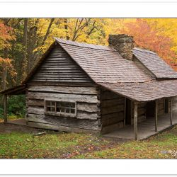 "AD0778: Noah ""Bud"" Ogle Cabin, Great Smoky Mountains National Pa"