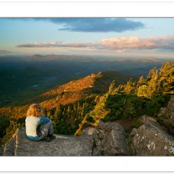 AD0839: Watauga View on Grandfather Mountain overlooks the Watau