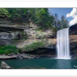 SD0542: Lower Greeter Falls, Savage Gulf State Natural Area, Sou