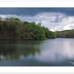 SD0569: Approaching storm over Grundy Lakes State Park, TN